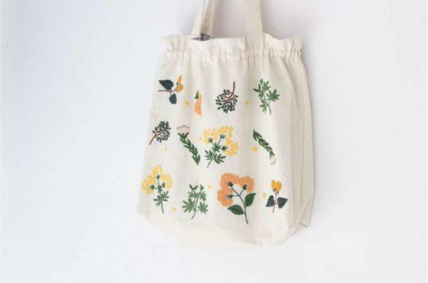 spring plant bag close