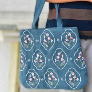magnolia bag