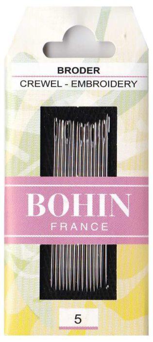 Bohin Crewel Embroidery Needles #5