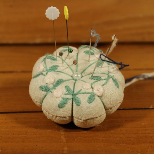 Embroidery Pin Cushion