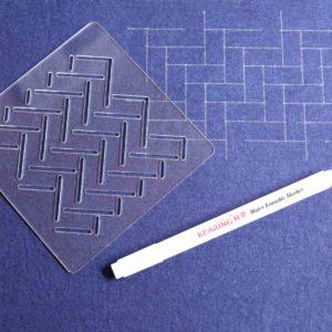 Japanese Sashiko Pattern Blocks
