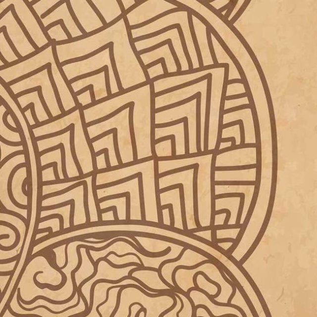 Japanese Sashiko Pattern
