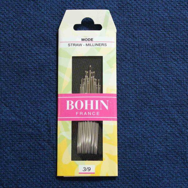 Bohin millieners needles assorted