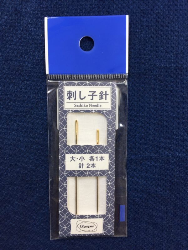 Olympus Sashiko needles assorted
