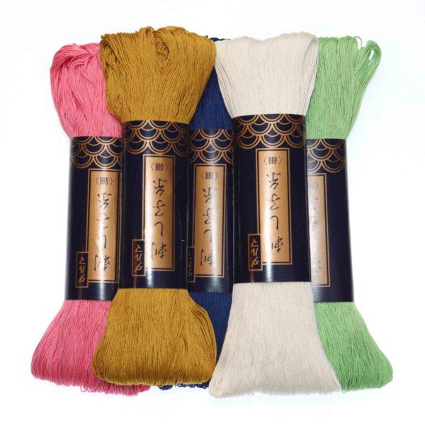 Daruma Sashiko Thread – Thin, 170 m