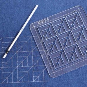 Sashiko Pattern Building Blocks