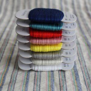 Daruma Sashiko Thread Card
